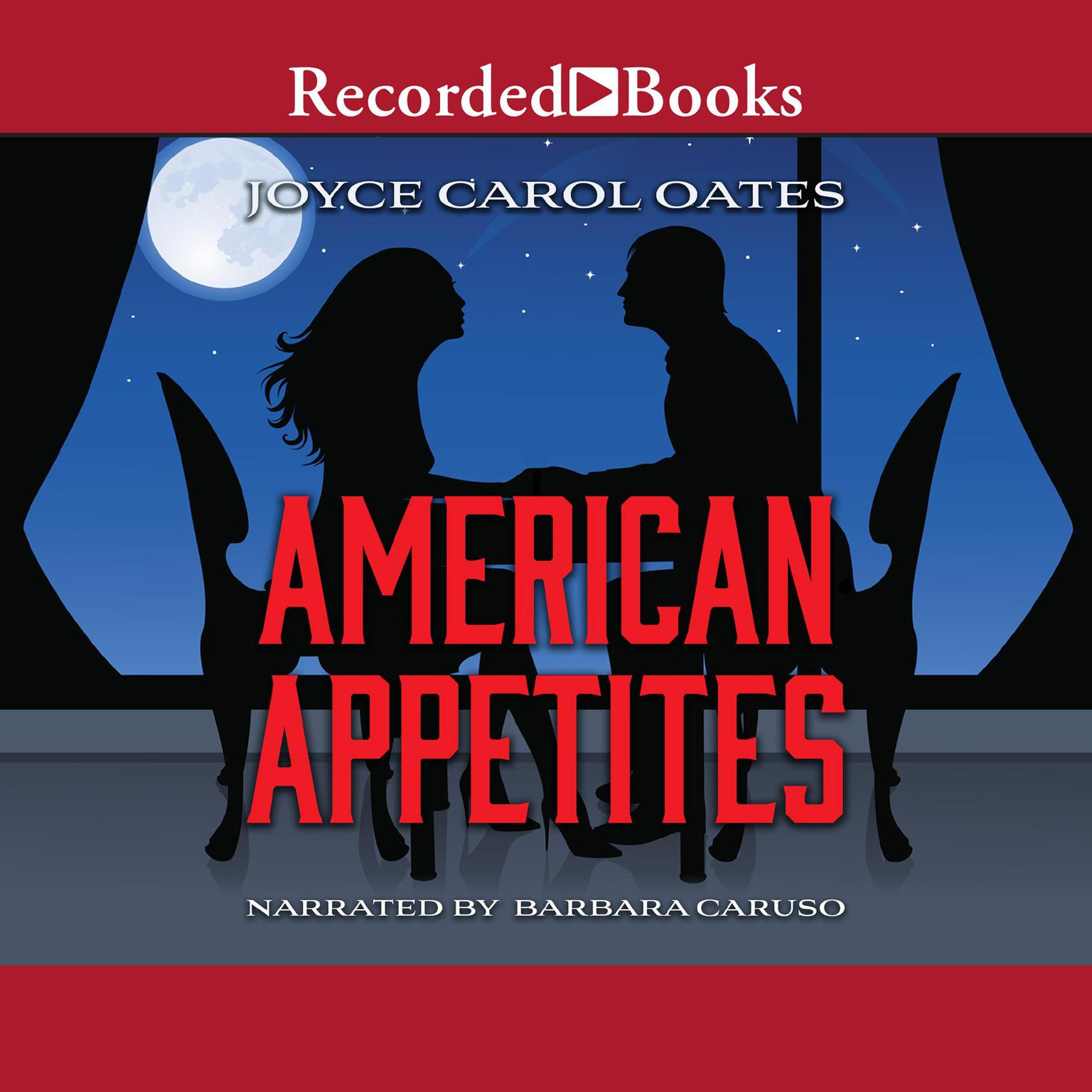 Printable American Appetites Audiobook Cover Art