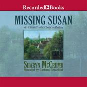 Missing Susan Audiobook, by Sharyn McCrumb