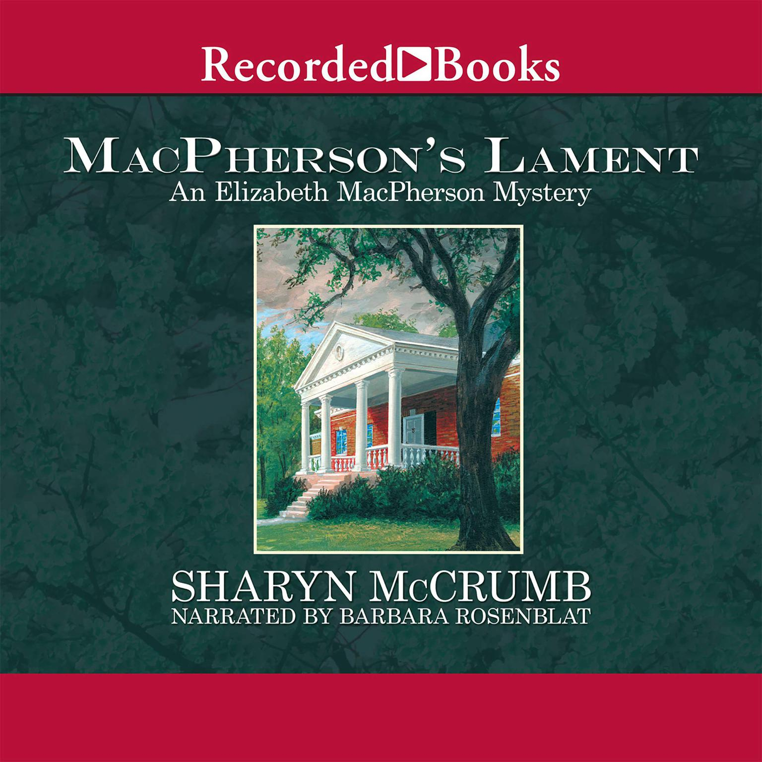 Printable MacPherson's Lament Audiobook Cover Art