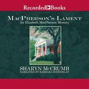 MacPherson's Lament, by Sharyn McCrumb