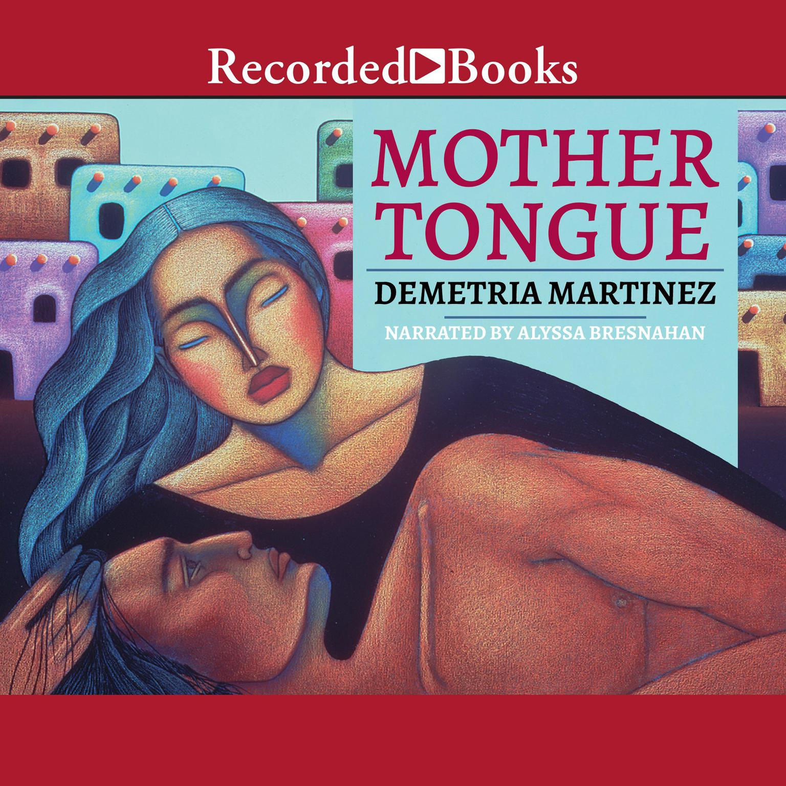 Printable Mother Tongue Audiobook Cover Art