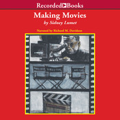Making Movies Audiobook, by Sidney Lumet