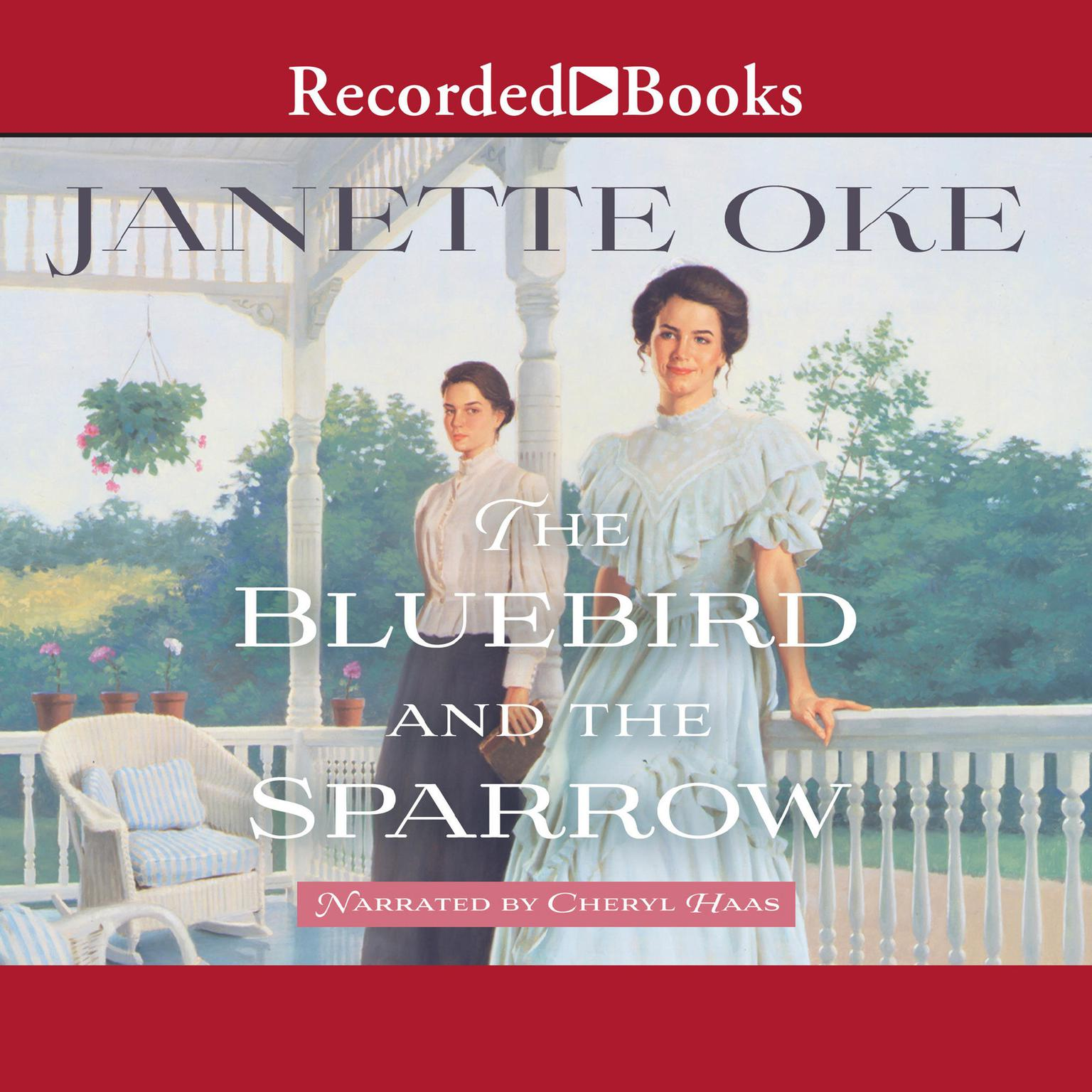 Printable The Bluebird and the Sparrow Audiobook Cover Art