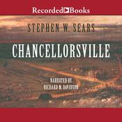 Chancellorsville Audiobook, by Stephen W. Sears