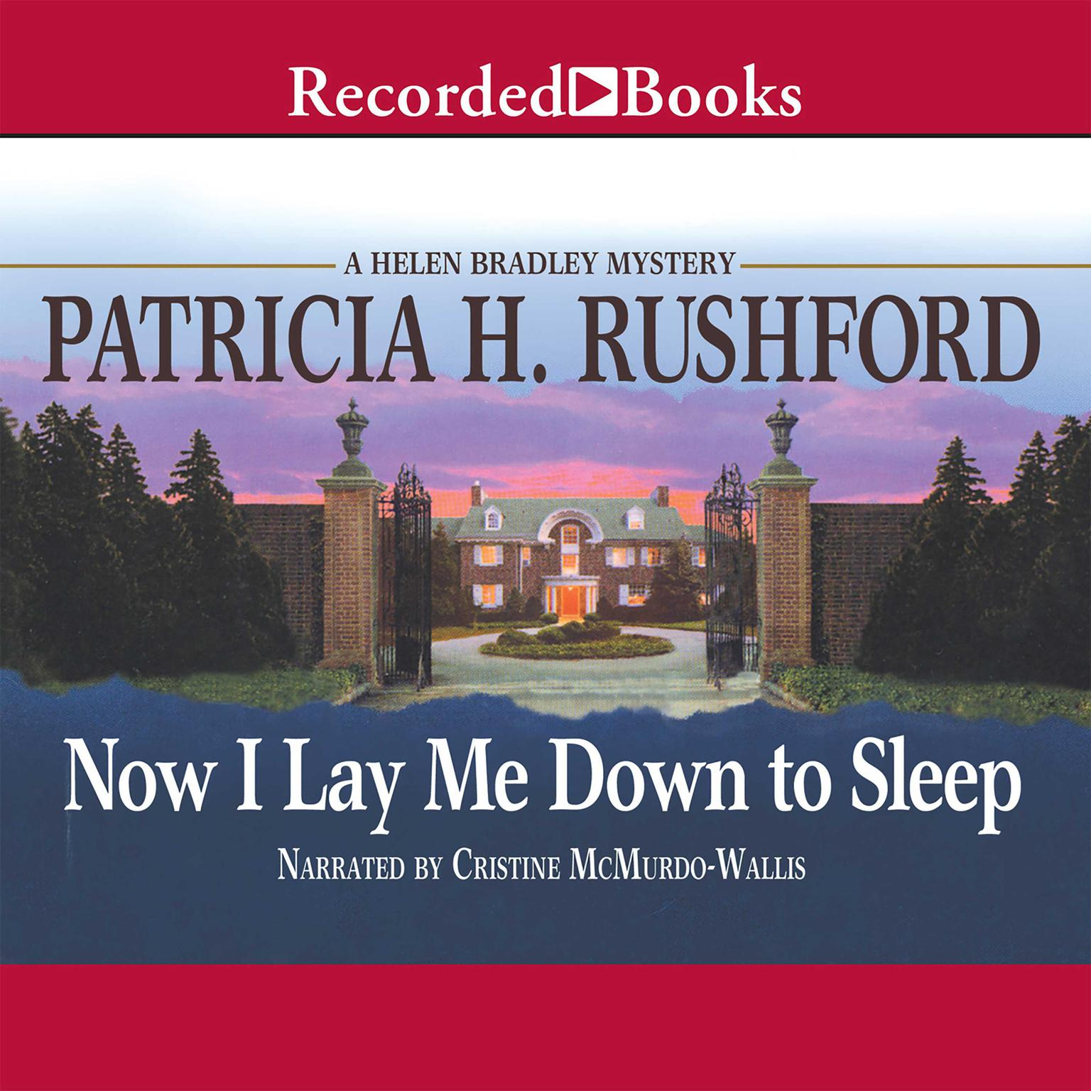Printable Now I Lay Me Down to Sleep Audiobook Cover Art