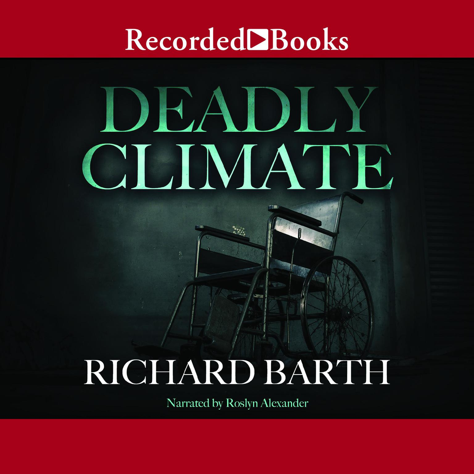 Printable Deadly Climate Audiobook Cover Art