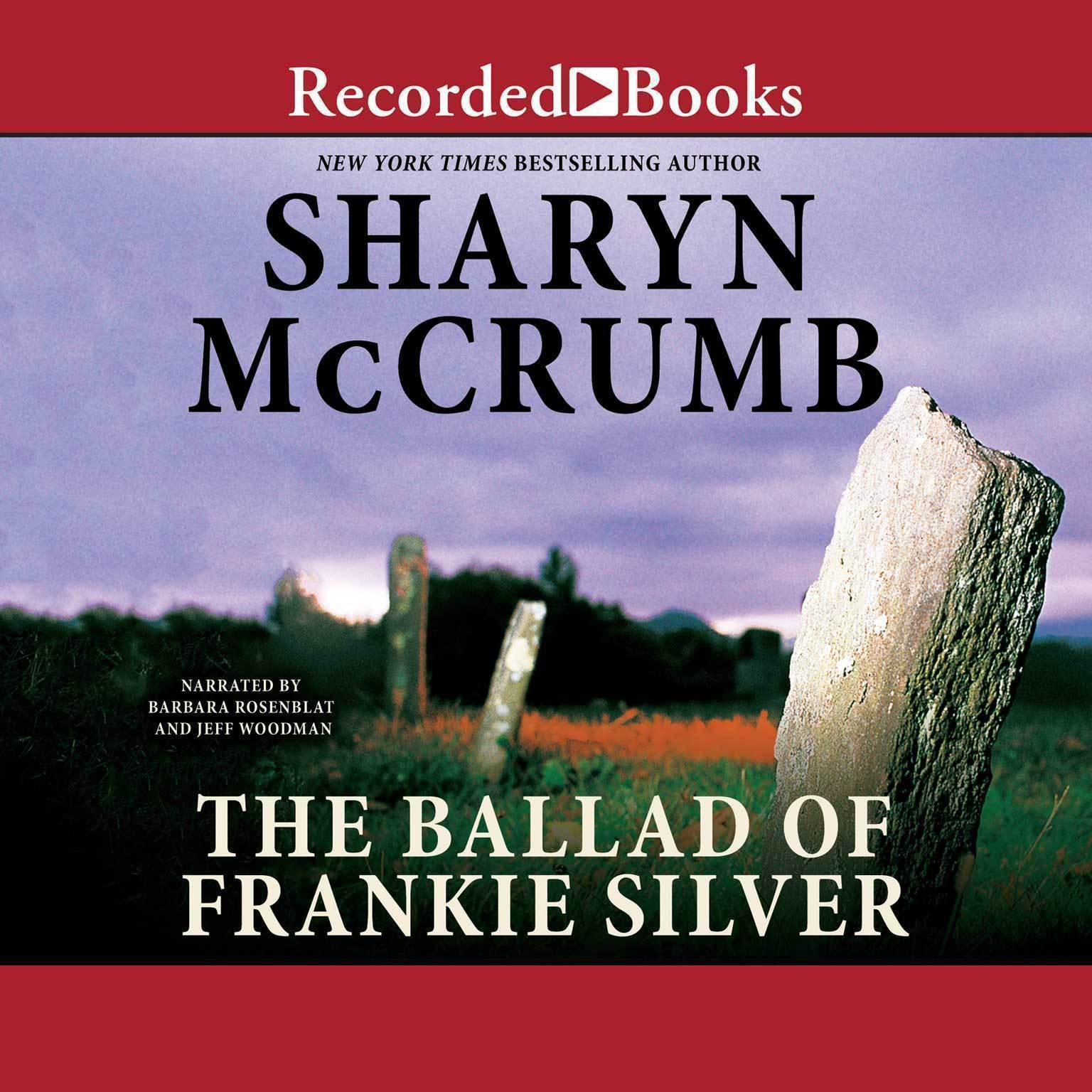 Printable The Ballad of Frankie Silver Audiobook Cover Art