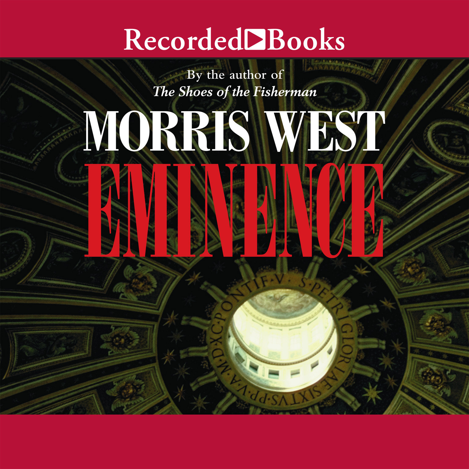 Printable Eminence Audiobook Cover Art