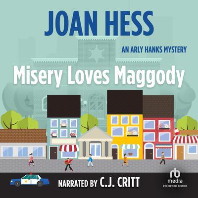 Misery Loves Maggody Audiobook, by Joan Hess