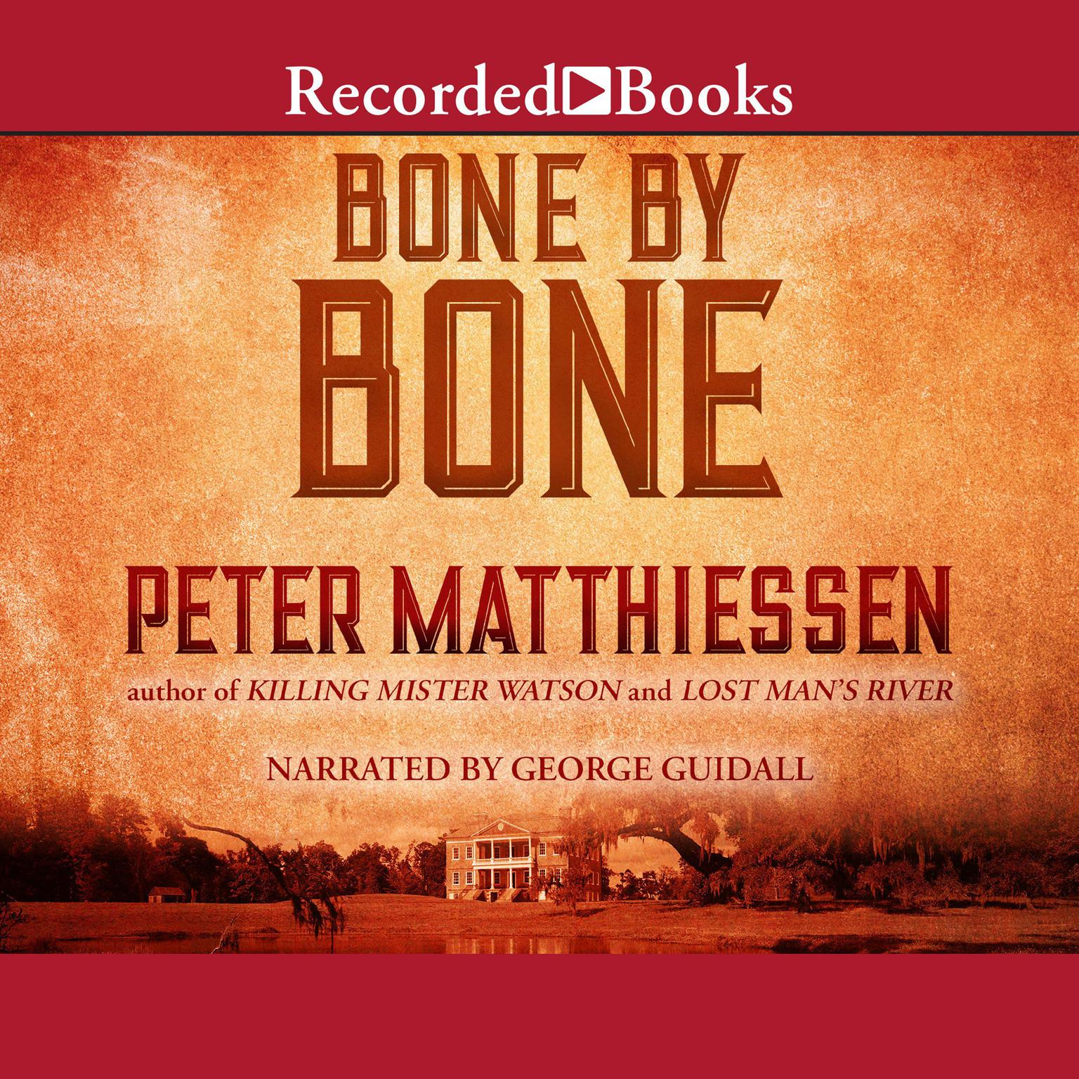 Printable Bone by Bone Audiobook Cover Art