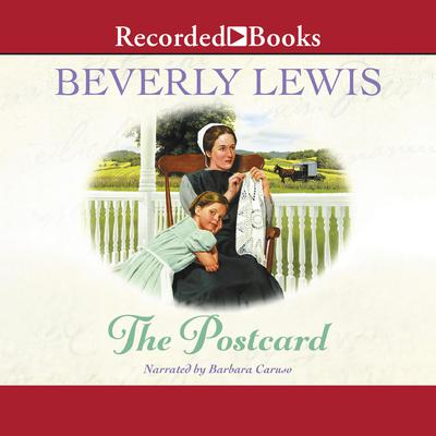 Printable The Postcard Audiobook Cover Art
