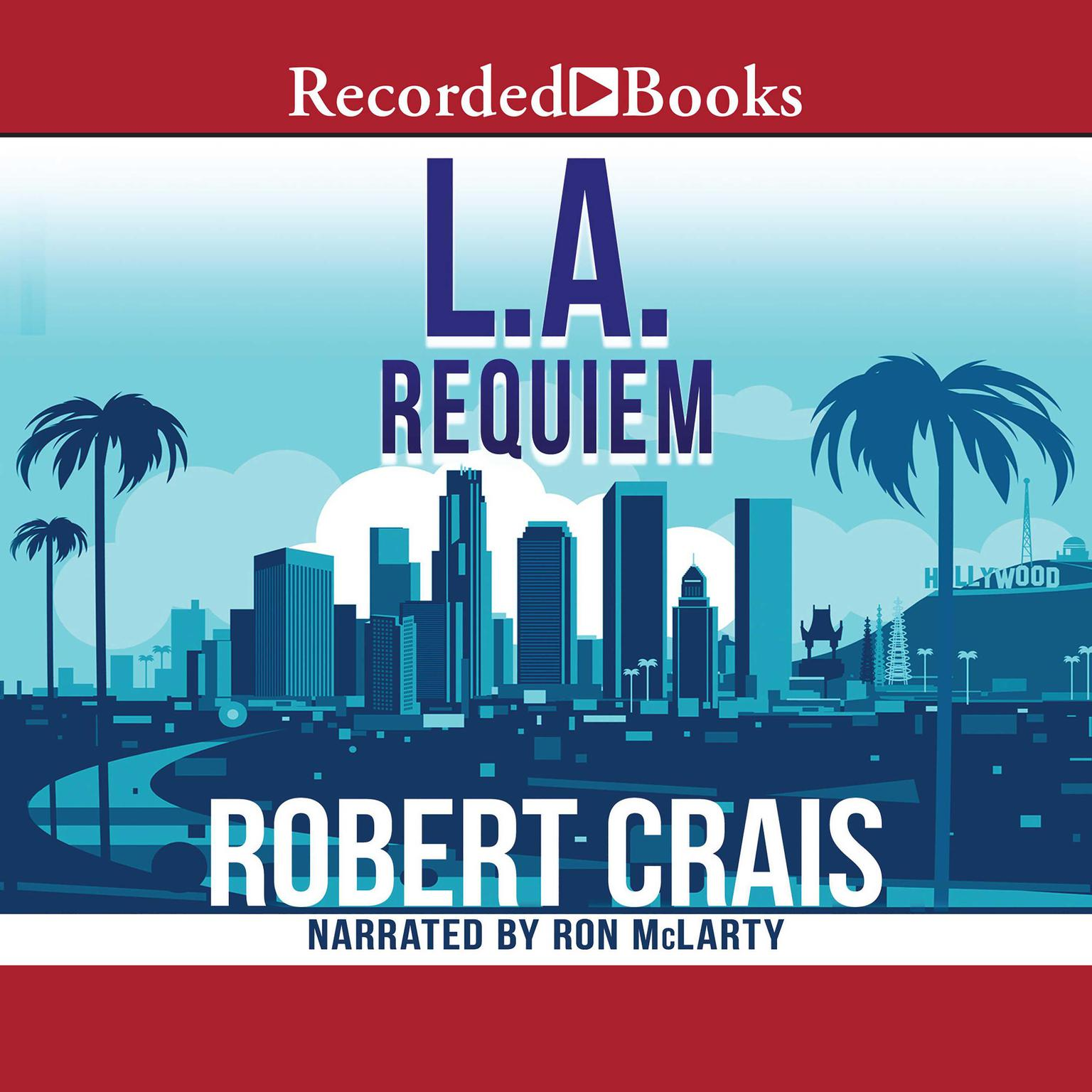 Printable L.A. Requiem Audiobook Cover Art