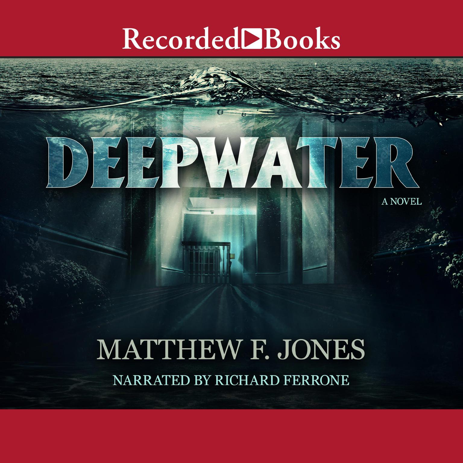 Printable Deepwater Audiobook Cover Art