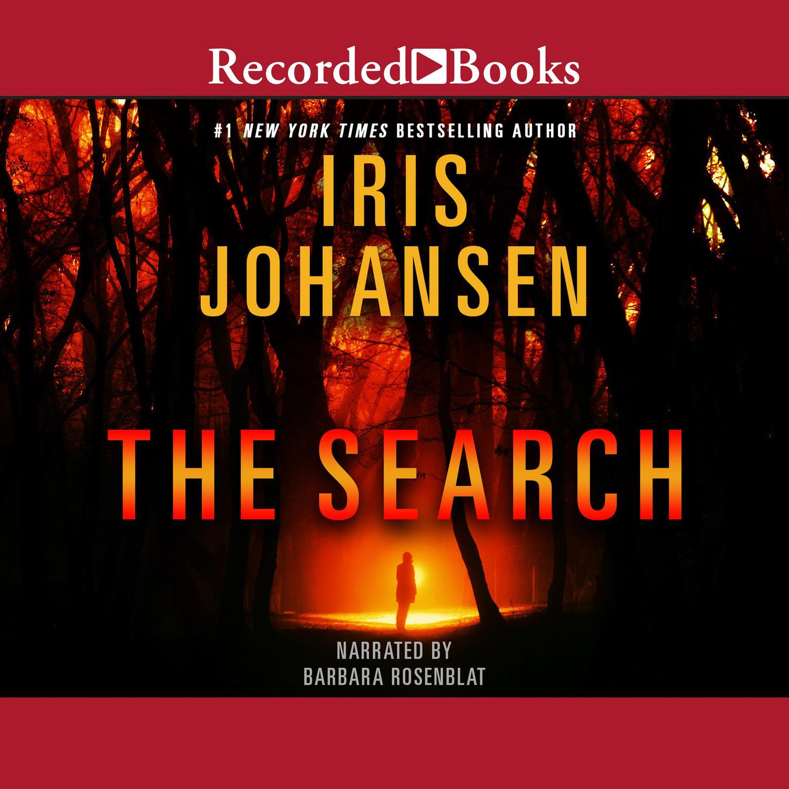 Printable The Search Audiobook Cover Art