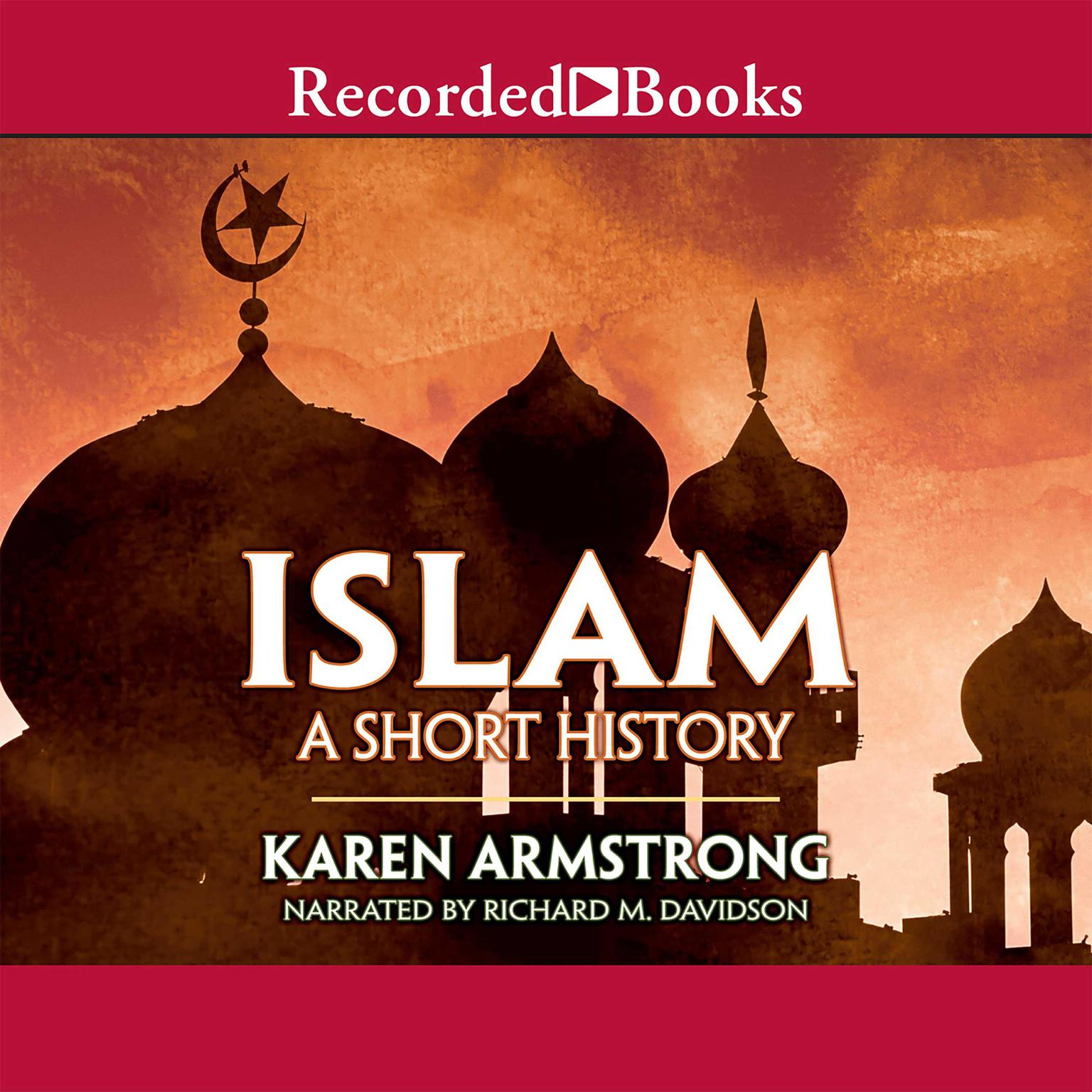 Printable Islam: A Short History Audiobook Cover Art
