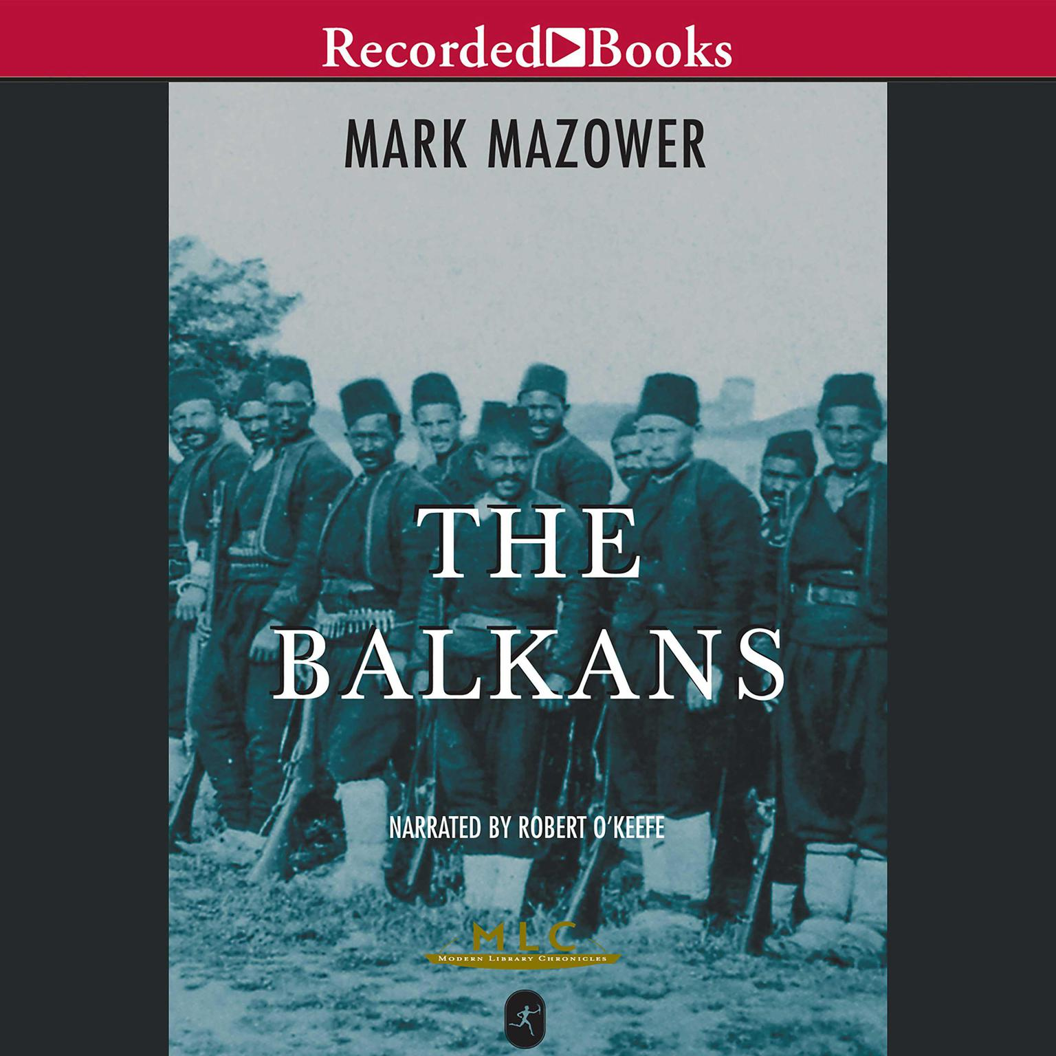 Printable The Balkans: A Short History Audiobook Cover Art
