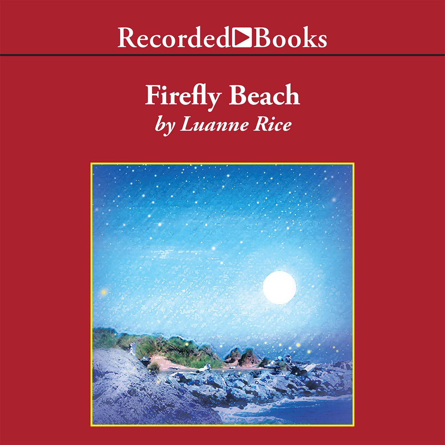Printable Firefly Beach Audiobook Cover Art