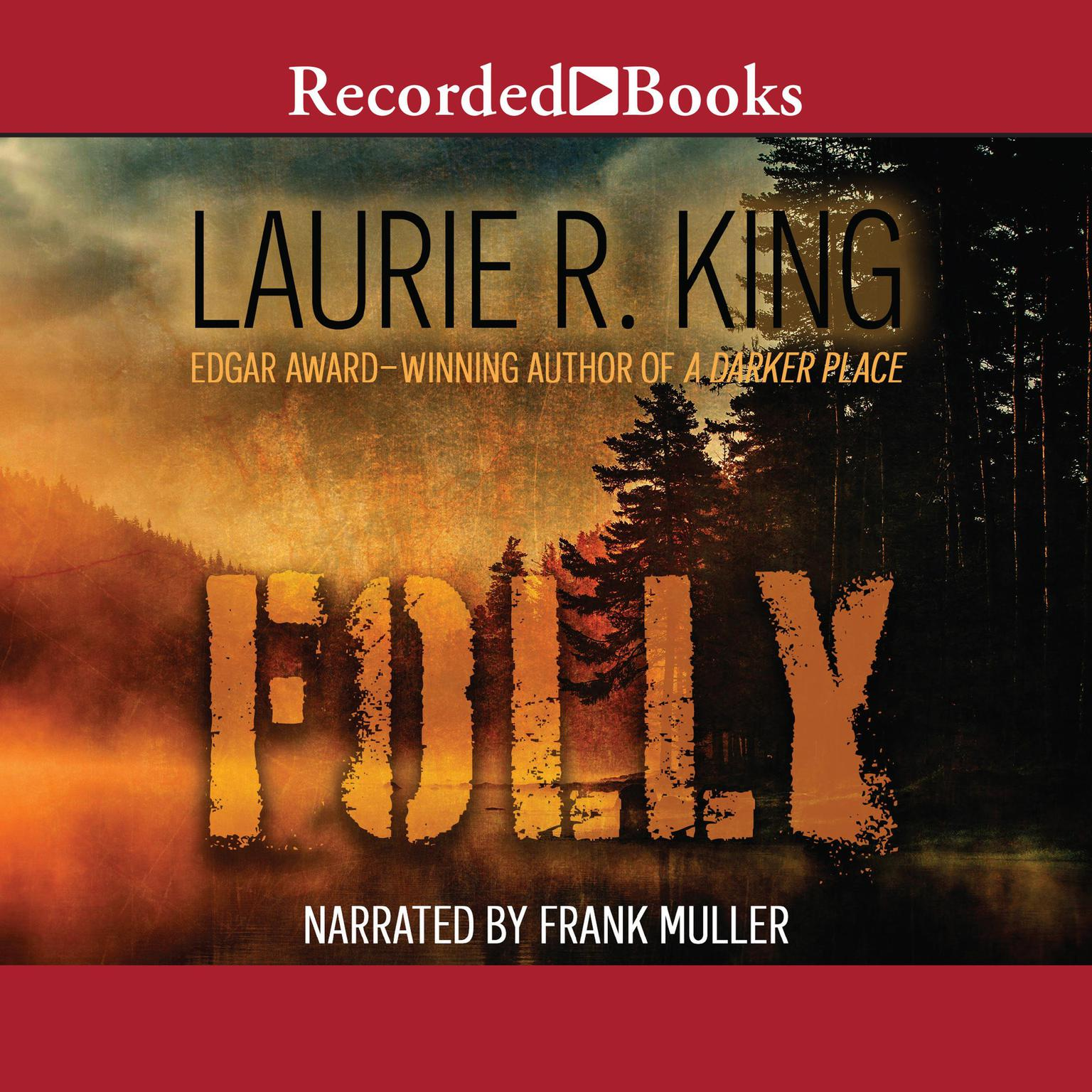 Printable Folly Audiobook Cover Art