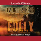 Folly Audiobook, by Laurie R. King