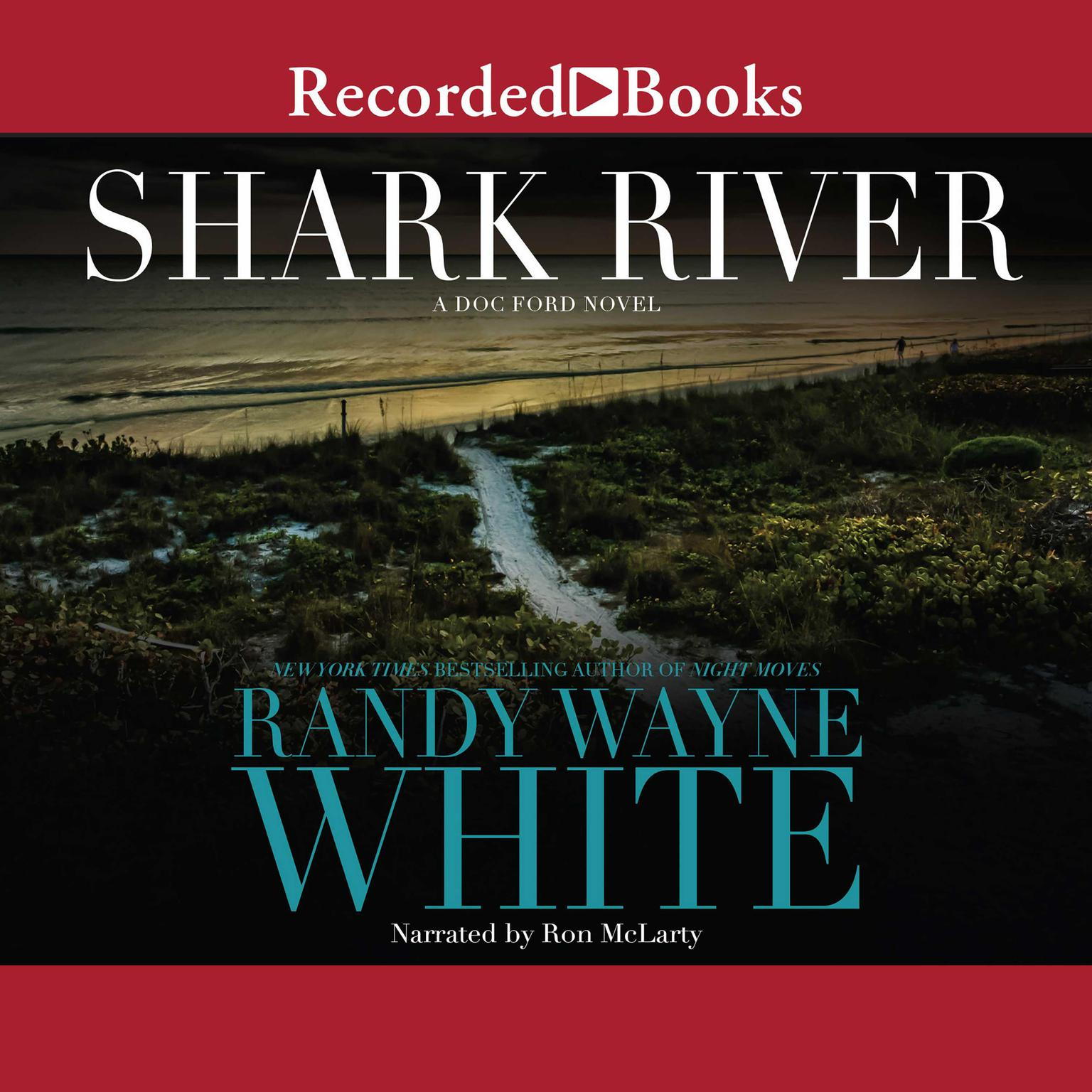 Printable Shark River Audiobook Cover Art