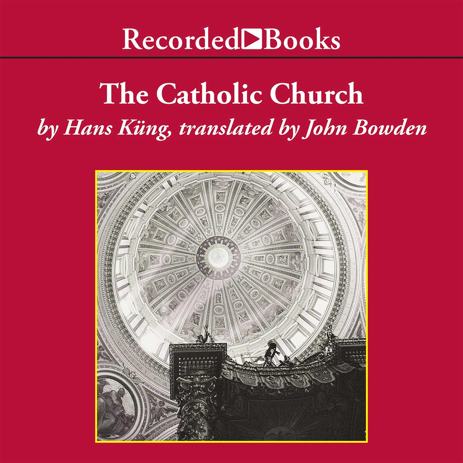 Printable The Catholic Church: A Short History Audiobook Cover Art