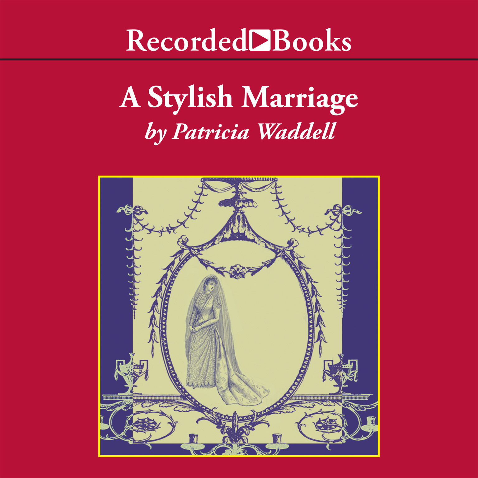 Printable A Stylish Marriage Audiobook Cover Art