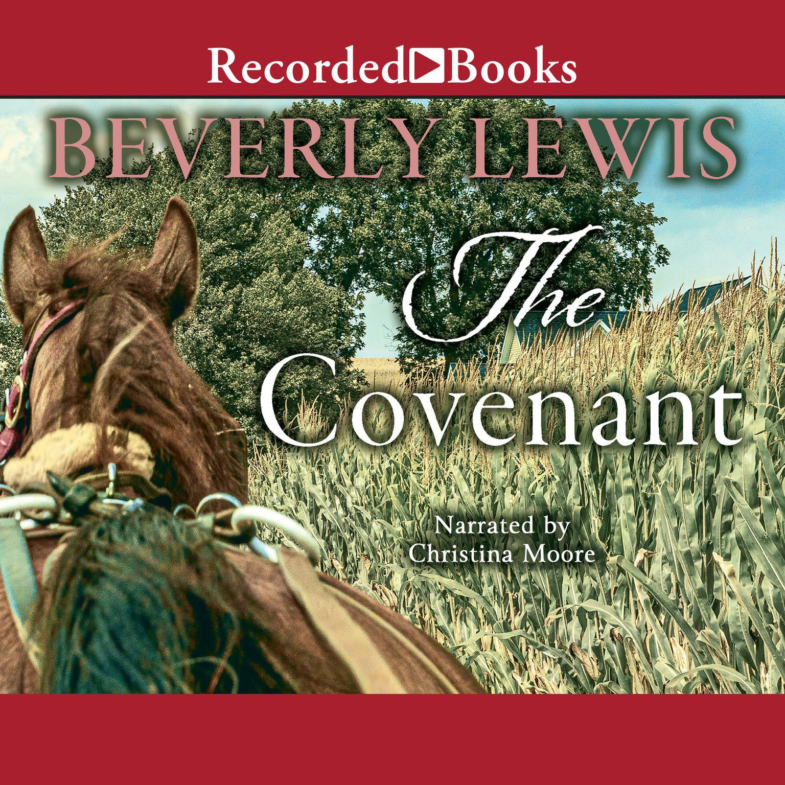 Printable The Covenant Audiobook Cover Art