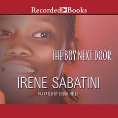 The Boy Next Door Audiobook, by Irene Sabatini, Meg Cabot