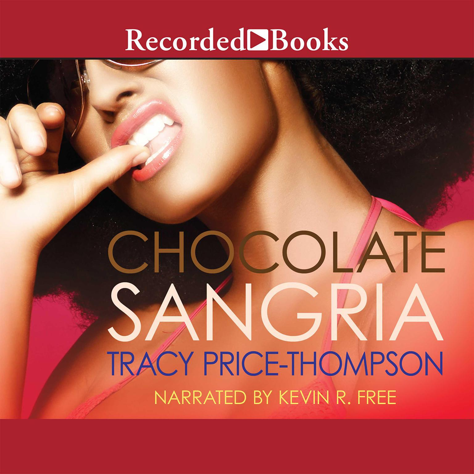 Printable Chocolate Sangria Audiobook Cover Art