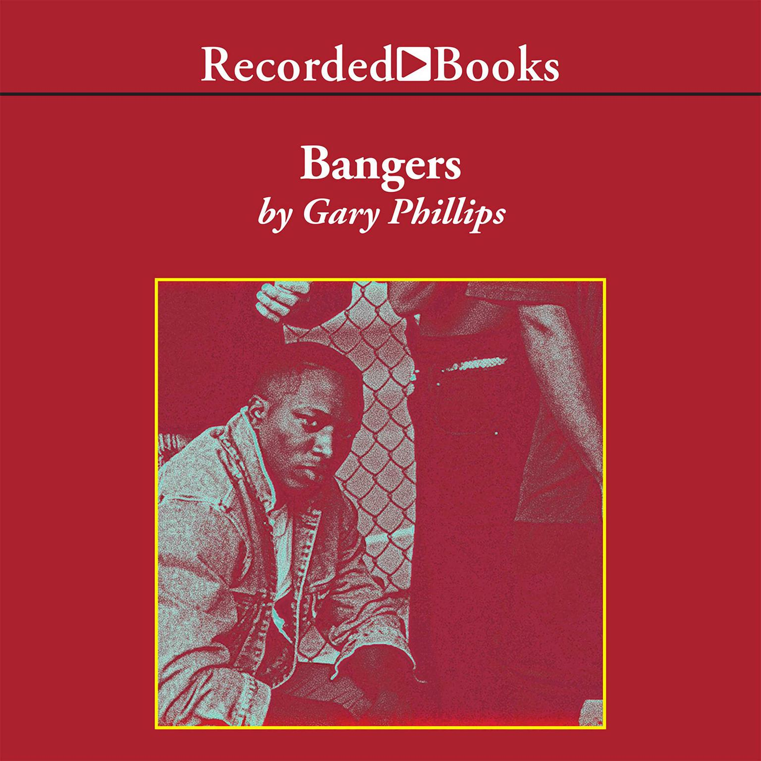 Printable Bangers Audiobook Cover Art