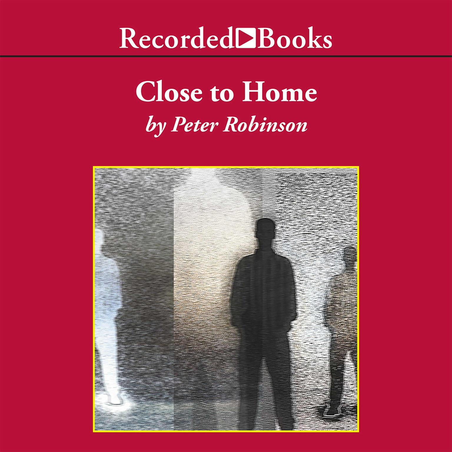 Printable Close to Home Audiobook Cover Art