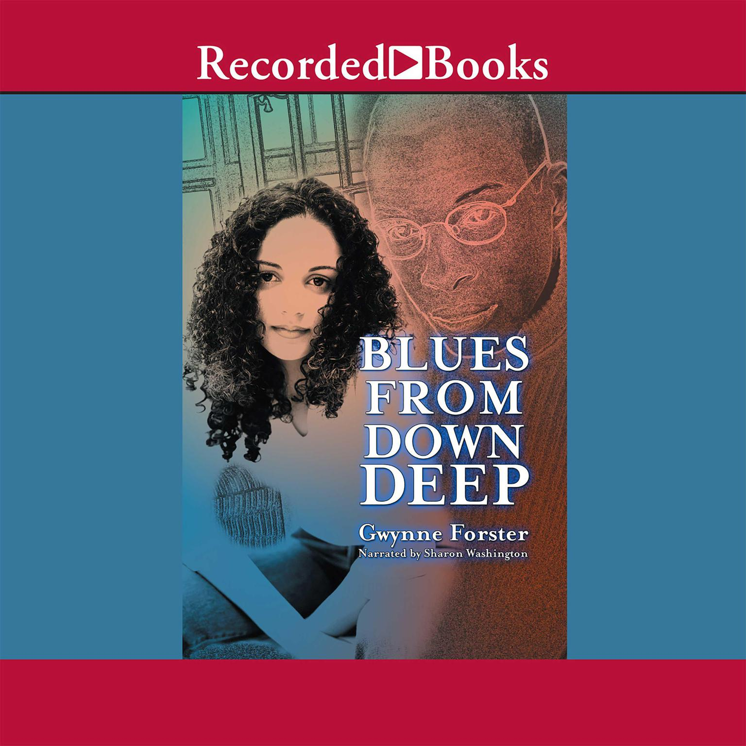 Printable Blues from Down Deep Audiobook Cover Art