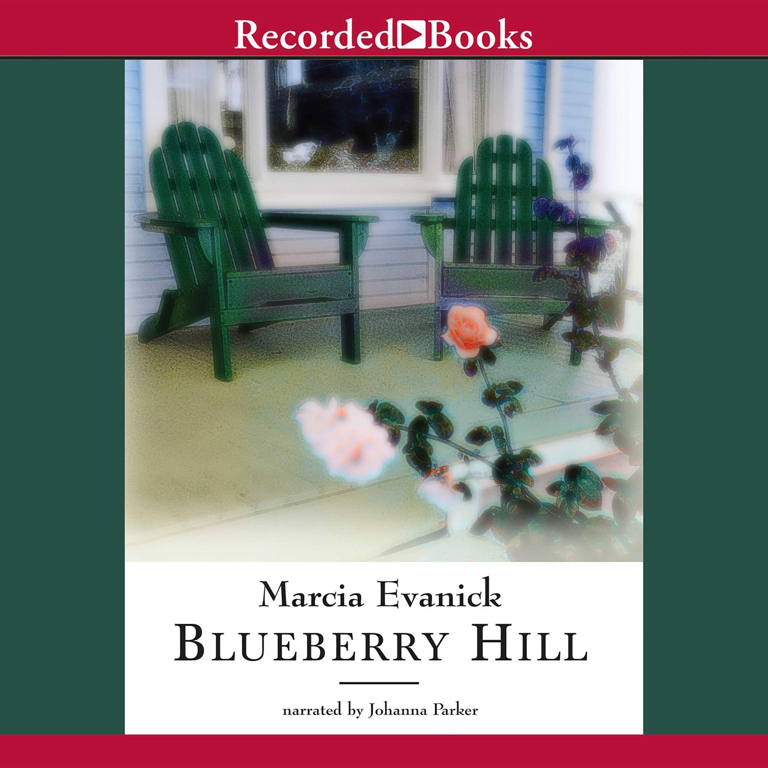 Printable Blueberry Hill Audiobook Cover Art