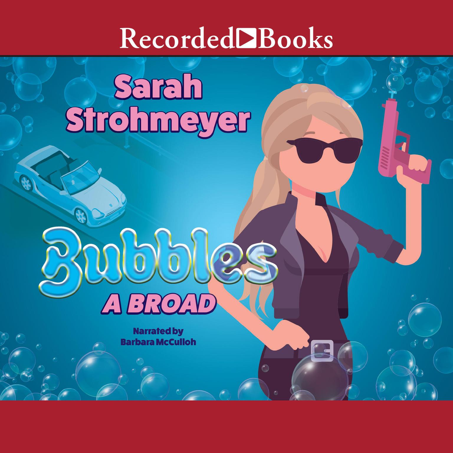 Printable Bubbles a Broad Audiobook Cover Art