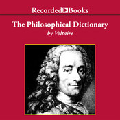 The Philosophical Dictionary Audiobook, by Voltaire