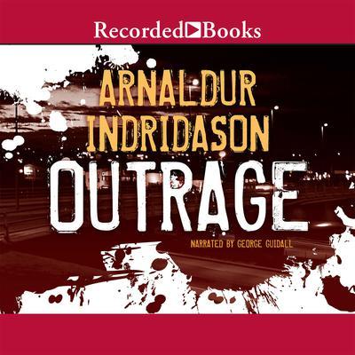 Outrage Audiobook, by Arnaldur Indriðason