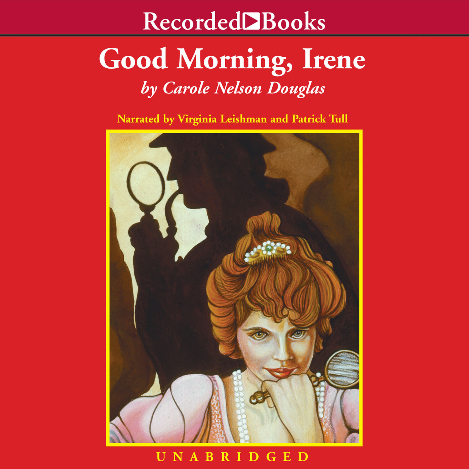 Printable Good Morning, Irene Audiobook Cover Art