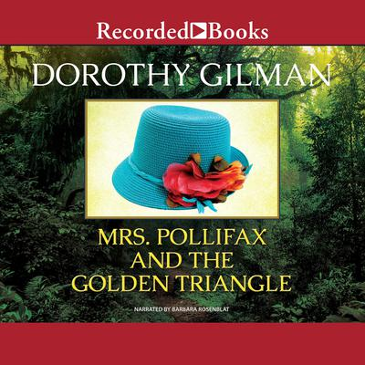 Mrs. Pollifax and the Golden Triangle Audiobook, by