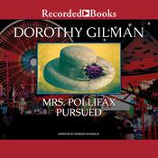 Mrs. Pollifax Pursued, by Dorothy Gilman