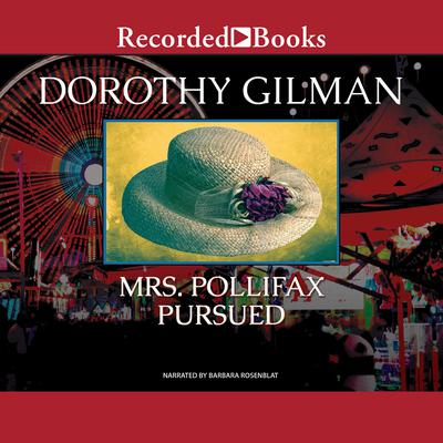 Mrs. Pollifax Pursued Audiobook, by Dorothy Gilman