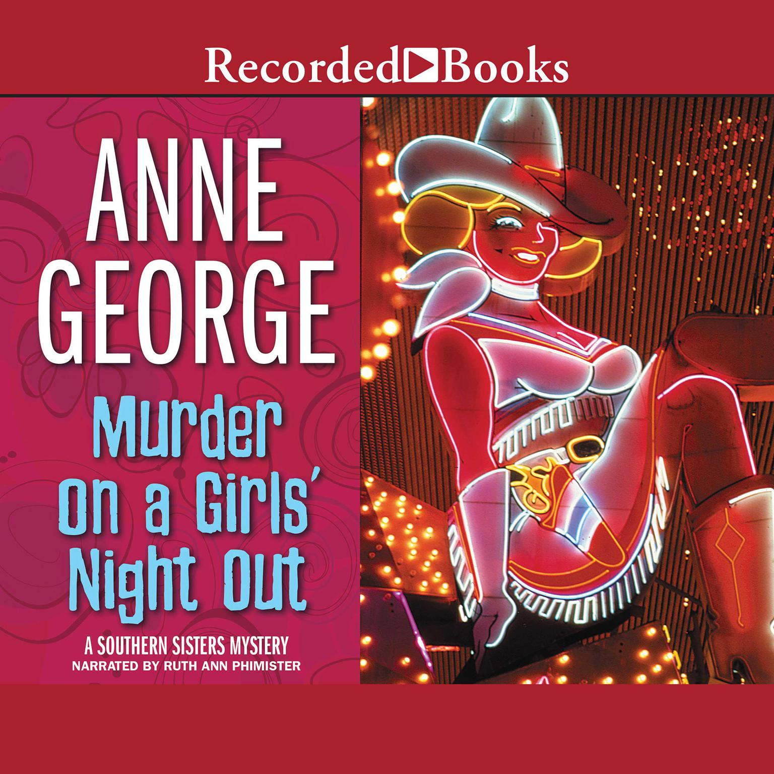 Printable Murder on a Girls' Night Out Audiobook Cover Art