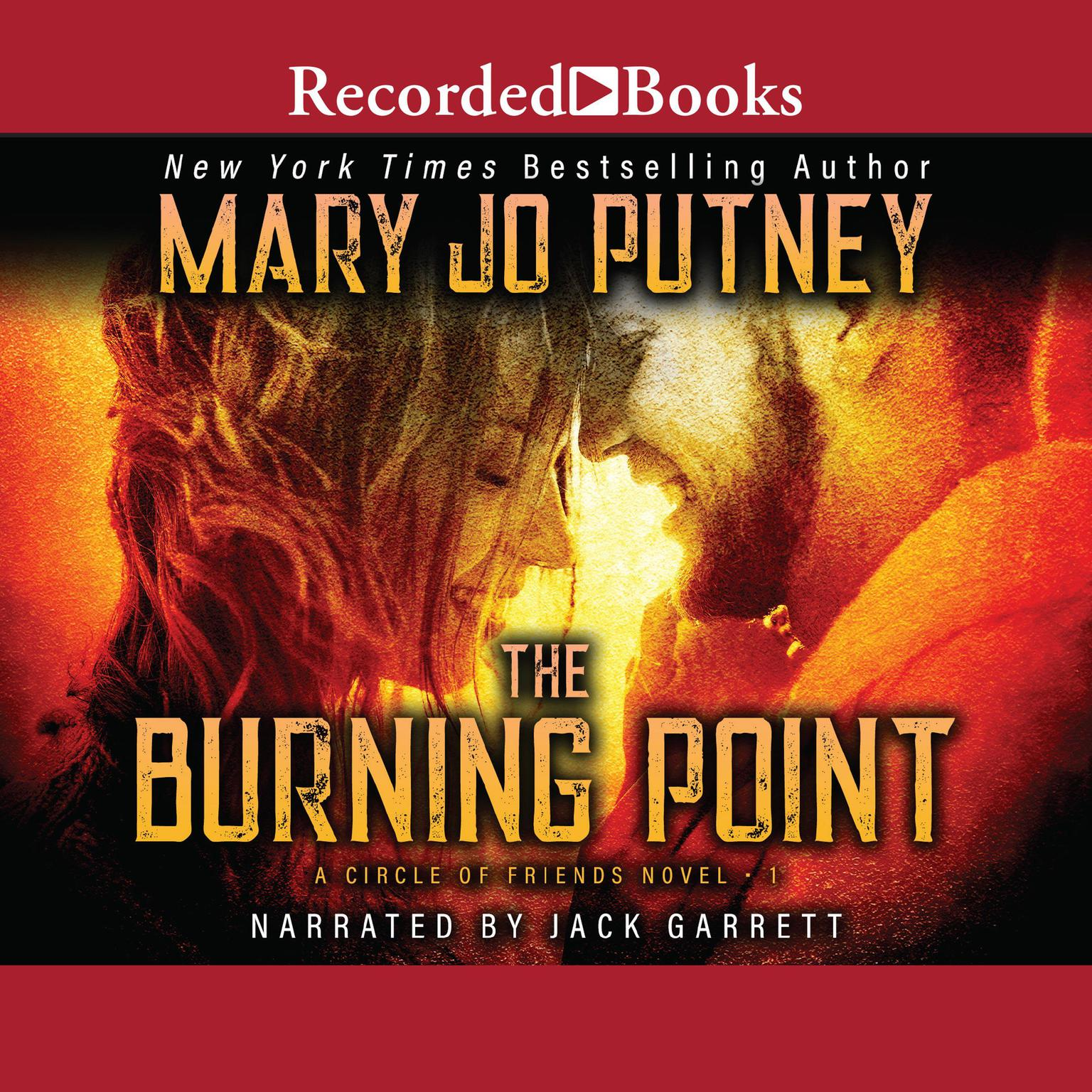 Printable The Burning Point Audiobook Cover Art