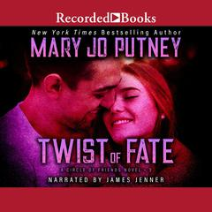 Twist of Fate Audiobook, by Mary Jo Putney