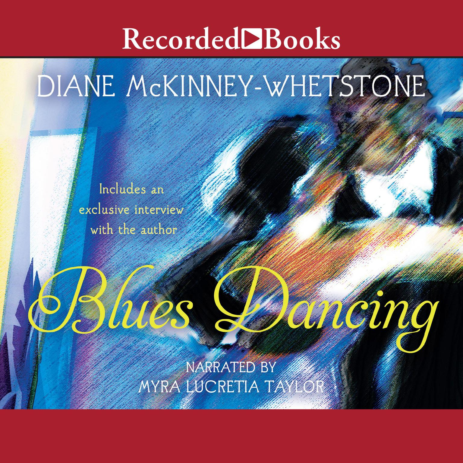 Printable Blues Dancing Audiobook Cover Art