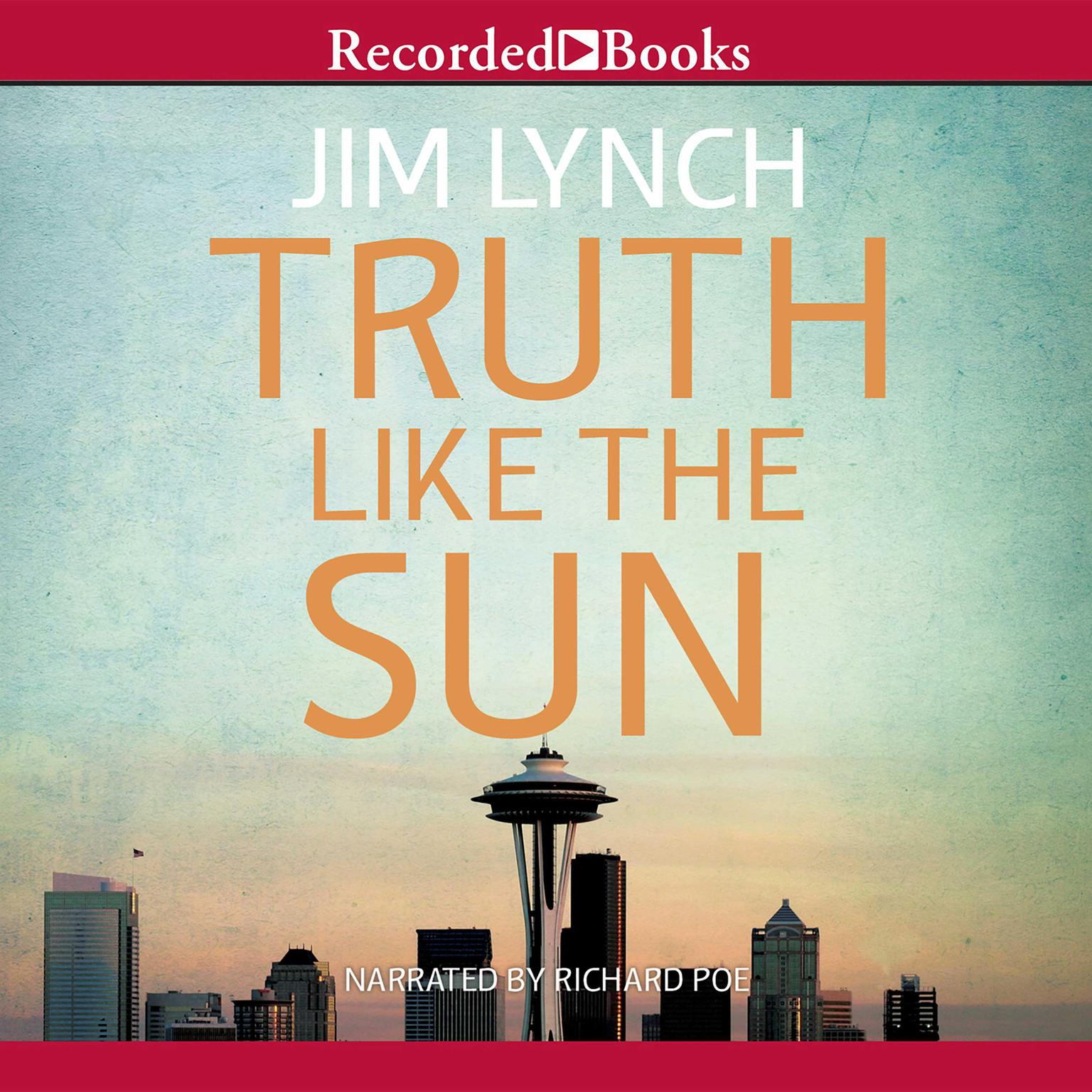 Printable Truth Like the Sun Audiobook Cover Art
