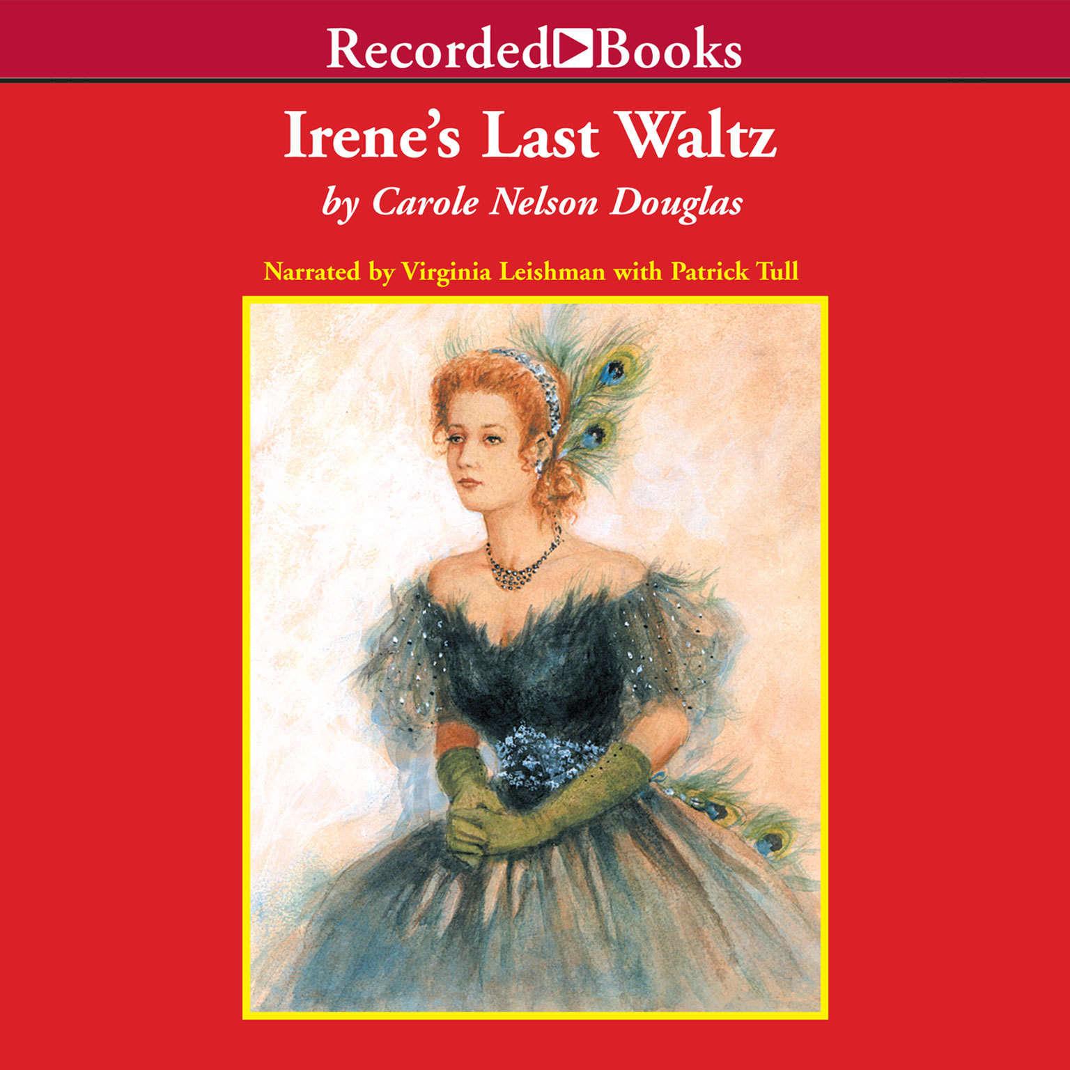 Printable Irene's Last Waltz Audiobook Cover Art
