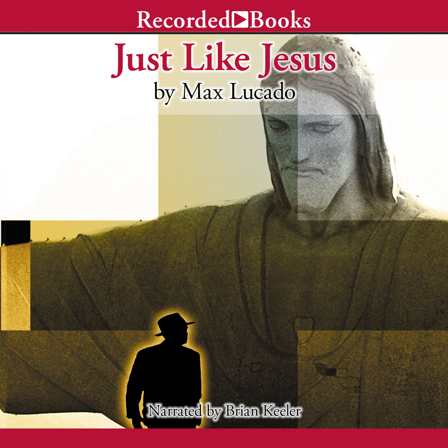 Printable Just Like Jesus Audiobook Cover Art