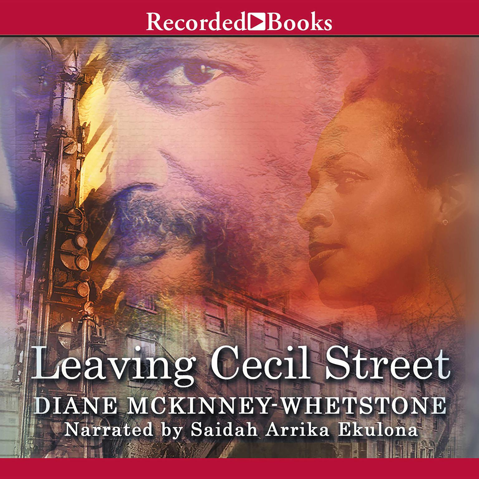 Printable Leaving Cecil Street Audiobook Cover Art