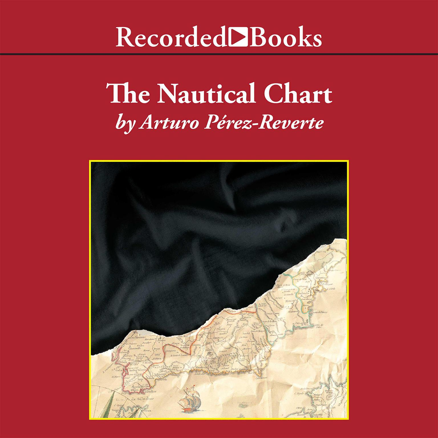 Printable The Nautical Chart Audiobook Cover Art