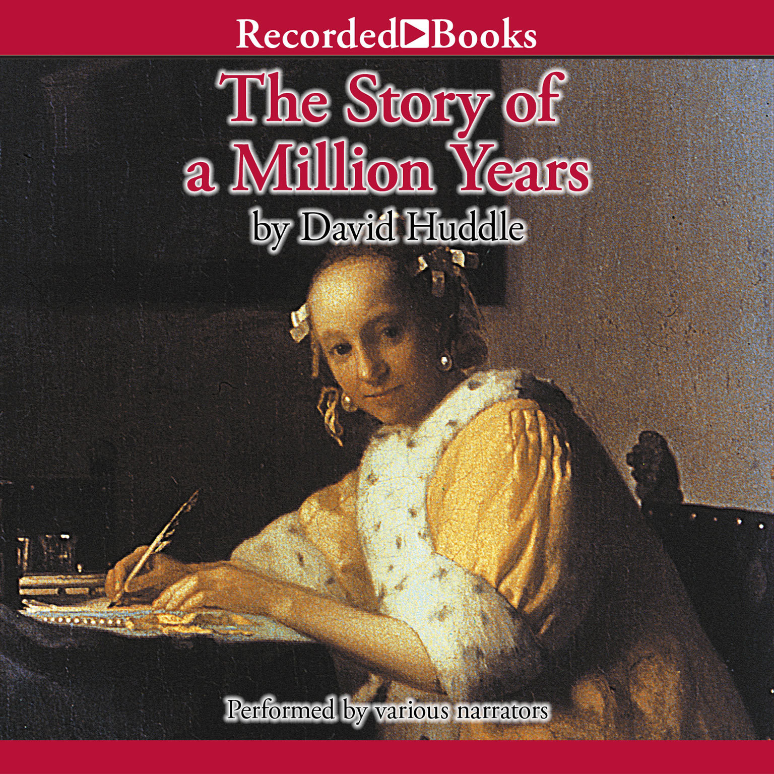 Printable The Story of a Million Years Audiobook Cover Art